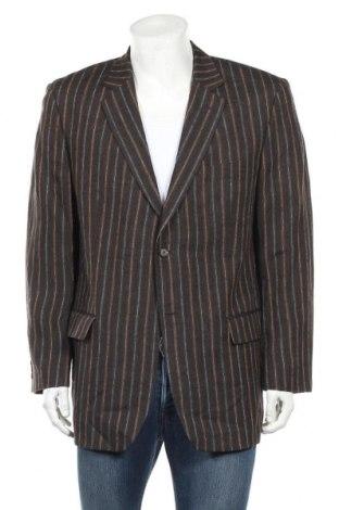 Мъжко сако, Размер L, Цвят Многоцветен, Лен, Цена 6,04лв.