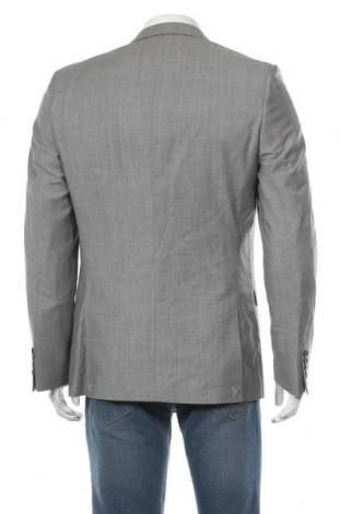 Мъжко сако Ben Sherman, Размер M, Цвят Сив, 95% вълна, 5% мохер, Цена 25,24лв.