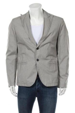 Мъжко сако Boss Orange, Размер M, Цвят Сив, Полиестер, Цена 40,32лв.