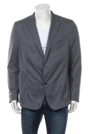 Pánské sako  Carl Gross, Velikost XL, Barva Modrá, 60% polyester, 40% bavlna, Cena  301,00Kč
