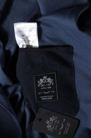 Мъжко сако Otto Kern, Размер L, Цвят Син, 60% памук, 40% полиамид, Цена 33,67лв.
