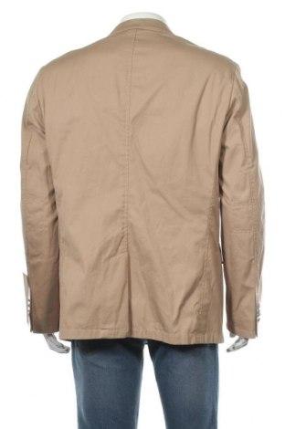 Мъжко сако Otto Kern, Размер XL, Цвят Бежов, 98% памук, 2% еластан, Цена 36,26лв.