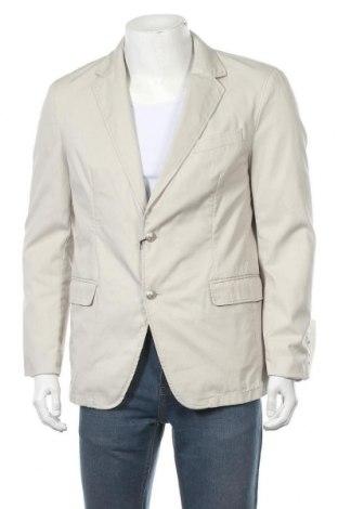 Мъжко сако Otto Kern, Размер L, Цвят Сив, 98% памук, 2% еластан, Цена 38,85лв.