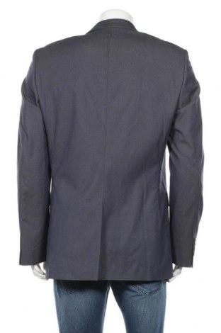 Мъжко сако Otto Kern, Размер XL, Цвят Син, 76% памук, 22% полиестер, 2% еластан, Цена 27,01лв.