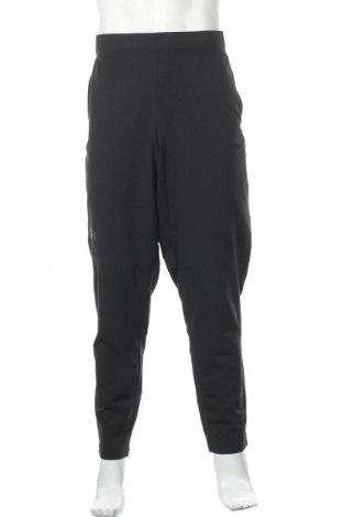 Мъжко спортно долнище Under Armour, Размер XL, Цвят Черен, Полиестер, Цена 73,50лв.