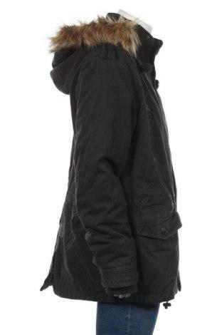 Мъжко яке Brandit, Размер XXL, Цвят Черен, Памук, Цена 108,00лв.