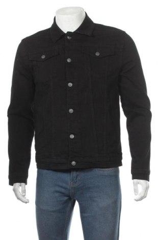 Pánská bunda  Denim Project, Velikost L, Barva Černá, 99% bavlna, 1% elastan, Cena  697,00Kč