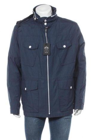 Ανδρικό μπουφάν Otto Kern, Μέγεθος XL, Χρώμα Μπλέ, 70% βαμβάκι, 30% πολυαμίδη, Τιμή 23,10€