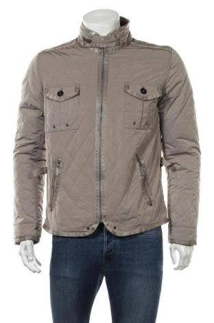 Ανδρικό μπουφάν Zara Man, Μέγεθος L, Χρώμα  Μπέζ, Πολυεστέρας, Τιμή 19,09€
