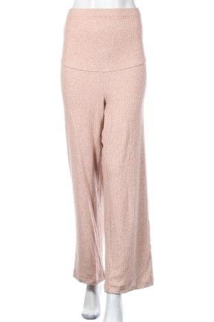 Панталон за бременни, Размер 3XL, Цвят Розов, Цена 11,34лв.