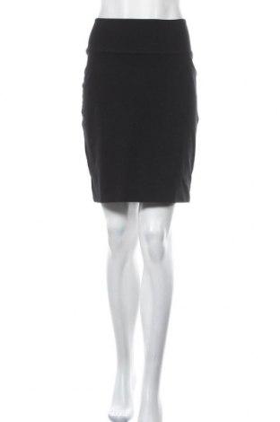 Пола Free Quent, Размер L, Цвят Черен, 95% памук, 5% еластан, Цена 11,70лв.