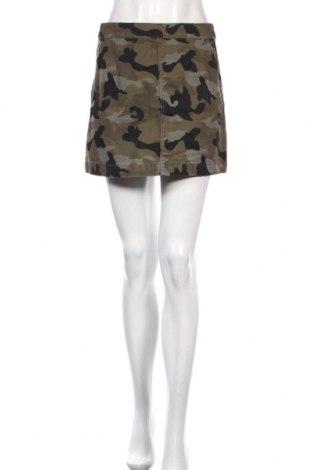 Φούστα H&M Divided, Μέγεθος M, Χρώμα Πολύχρωμο, Βαμβάκι, Τιμή 4,55€