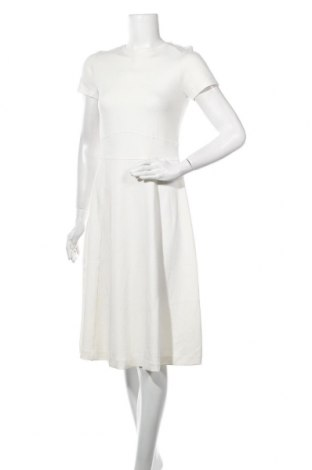Šaty  Boss, Velikost M, Barva Bílá, 73% viskóza, 23% polyamide, 4% elastan, Cena  3102,00Kč