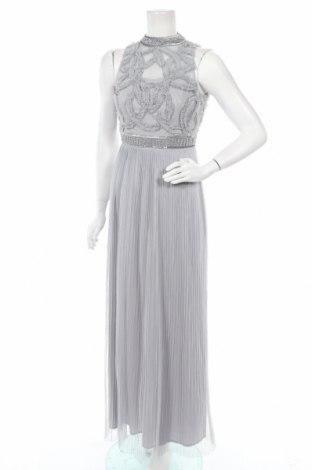 Rochie Lace & Beads, Mărime S, Culoare Gri, Poliester, Preț 253,19 Lei