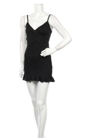Šaty  Missguided, Velikost S, Barva Černá, 95% polyester, 5% elastan, Cena  166,00Kč