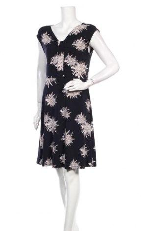 Šaty  S.Oliver, Velikost M, Barva Modrá, 95% polyester, 5% elastan, Cena  521,00Kč
