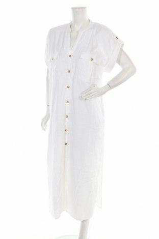 Φόρεμα Seafolly, Μέγεθος L, Χρώμα Λευκό, Βαμβάκι, Τιμή 21,50€