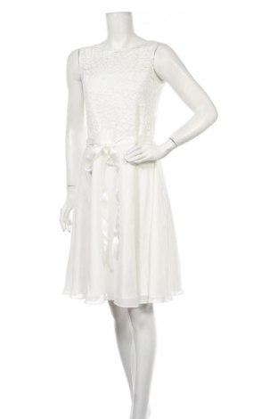 Šaty  Swing, Velikost L, Barva Bílá, 100% polyester, Cena  407,00Kč