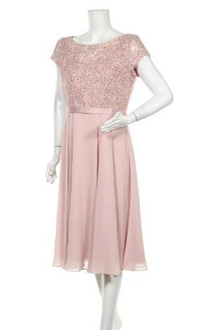 Φόρεμα Vera Mont, Μέγεθος L, Χρώμα Ρόζ , 92% πολυαμίδη, 8% ελαστάνη, Τιμή 60,08€