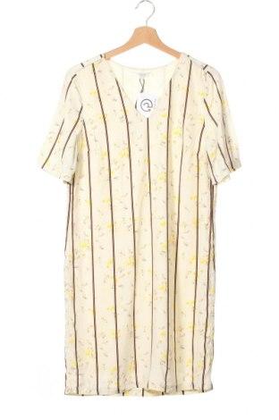 Φόρεμα Yaya, Μέγεθος XS, Χρώμα Εκρού, Βισκόζη, Τιμή 4,41€