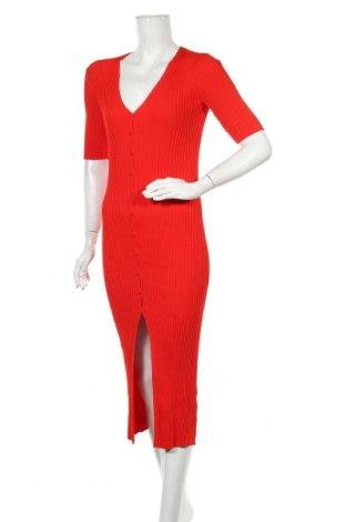 Рокля Zara, Размер S, Цвят Червен, Цена 37,80лв.