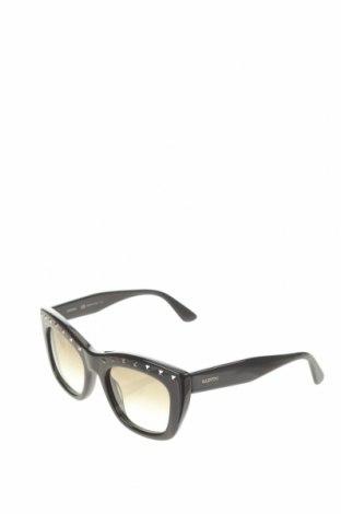 Слънчеви очила Valentino, Цвят Черен, Цена 201,00лв.