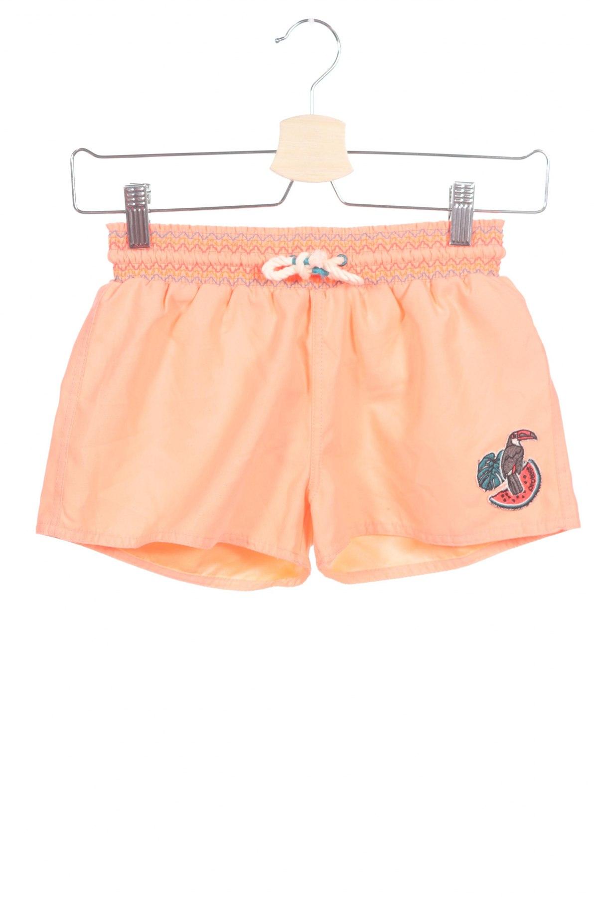Детски къс панталон Protest, Размер 11-12y/ 152-158 см, Цвят Розов, Полиестер, Цена 40,50лв.