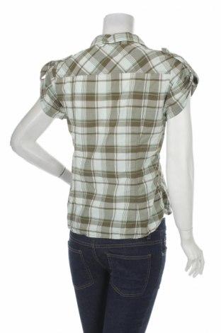 Γυναικείο πουκάμισο H&M Divided, Μέγεθος M, Χρώμα Πράσινο, 100% βαμβάκι, Τιμή 10,31€