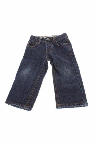 Dziecięce jeansy Burberry