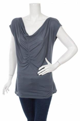 Дамска блуза De.corp By Esprit, Размер S, Цвят Син, 100% вискоза, Цена 4,41лв.
