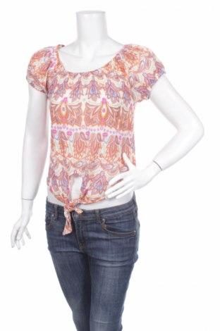 Дамска блуза Derek Heart, Размер M, Цвят Многоцветен, 100% памук, Цена 5,52лв.