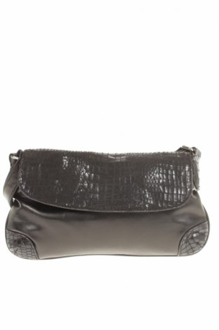 Γυναικεία τσάντα, Χρώμα Μαύρο, Δερματίνη, κλωστοϋφαντουργικά προϊόντα, Τιμή 22,68€