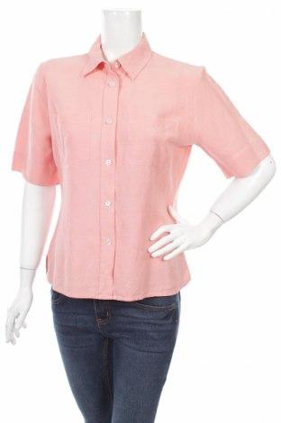 Дамска риза, Размер M, Цвят Розов, Цена 5,50лв.