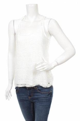Дамски потник Abercrombie & Fitch, Размер M, Цвят Бял, Цена 7,80лв.