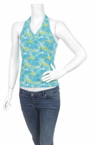 Γυναικείο αμάνικο μπλουζάκι One One, Μέγεθος XS, Χρώμα Πράσινο, 95% βαμβάκι, 5% ελαστάνη, Τιμή 3,74€