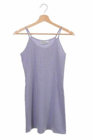 Детска рокля Flash Lights, Размер 9-10y/ 140-146 см, Цвят Син, 65% вискоза, 35% полиестер, Цена 11,44лв.