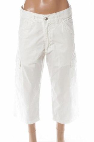 Pánske nohavice  Dake 9 by Sixty, Veľkosť S, Farba Biela, 100% bavlna, Cena  5,77€
