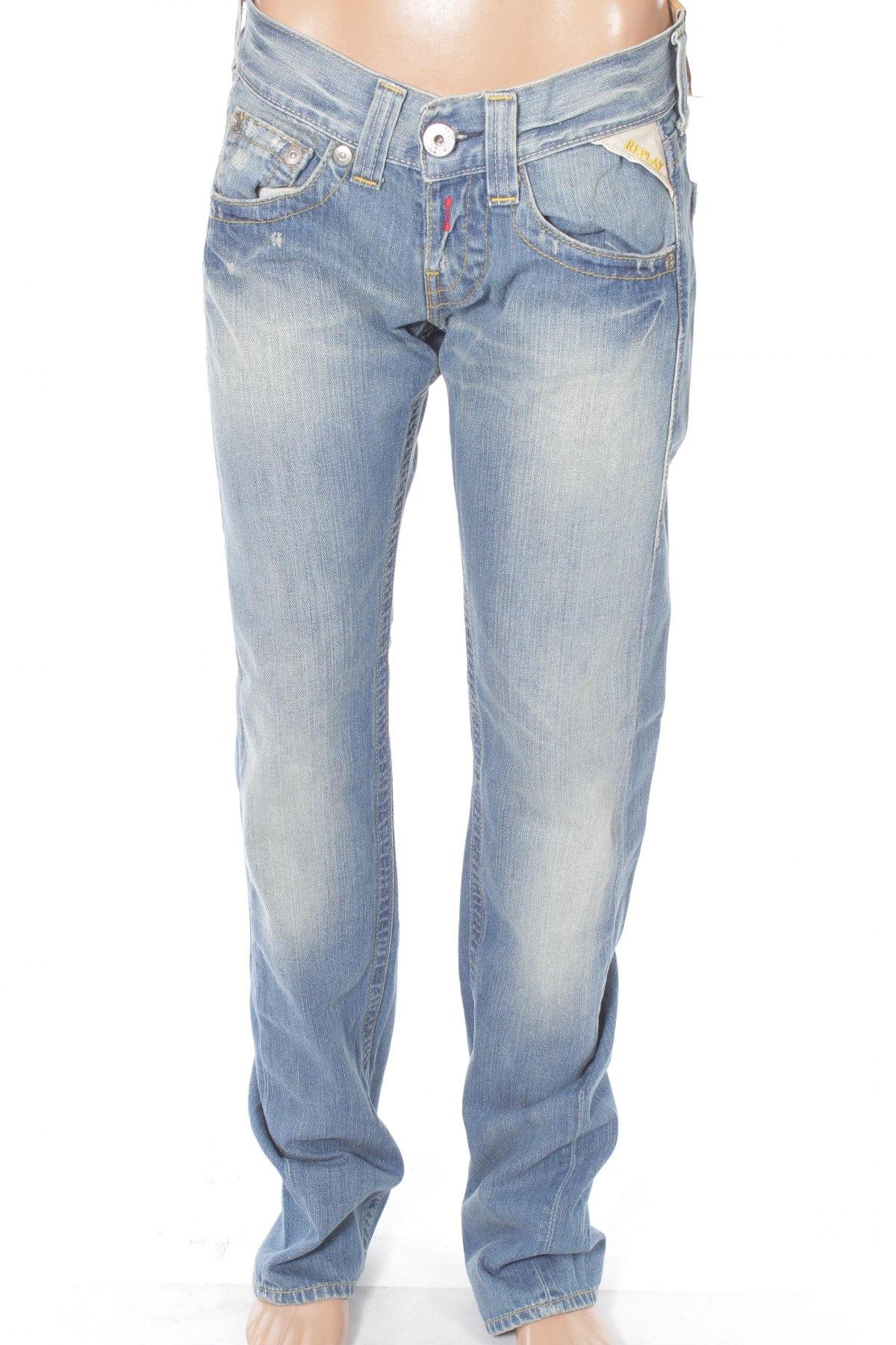 Dámské džíny Replay - koupit za vyhodné ceny na Remix -  102224542 624c93cb8c