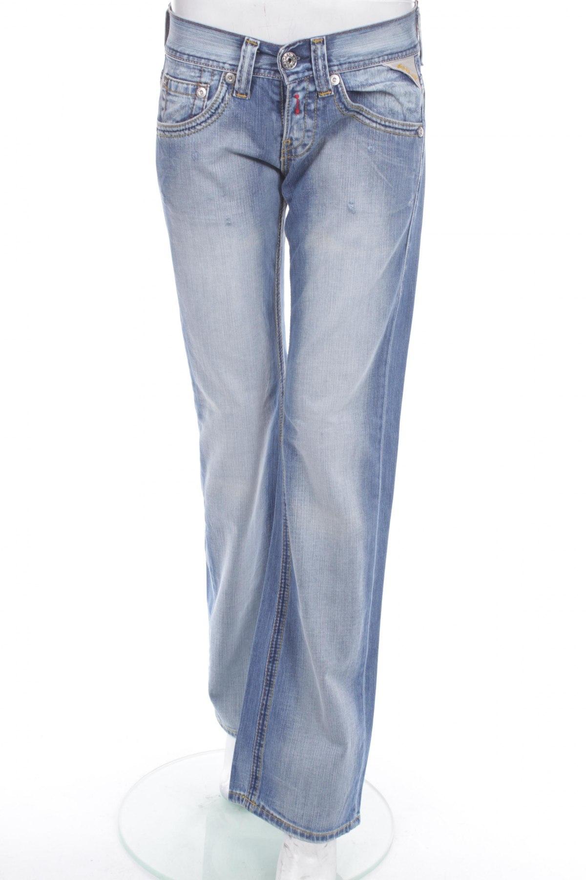 Dámské džíny Replay - koupit za vyhodné ceny na Remix -  102238755 d34c915f32