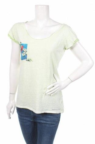 Дамска блуза American Outfitters, Размер M, Цвят Зелен, Памук, Цена 4,50лв.