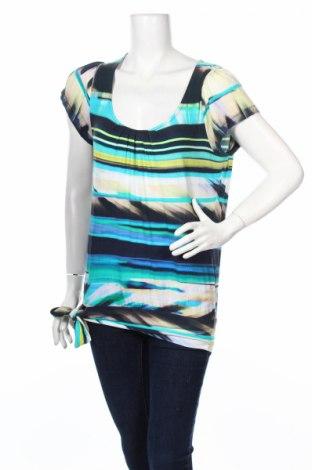 Дамска блуза Another Woman, Размер L, Цвят Многоцветен, 95% вискоза, 5% еластан, Цена 6,30лв.