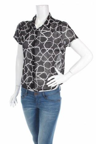Дамска риза Derek Heart, Размер M, Цвят Черен, Цена 3,00лв.