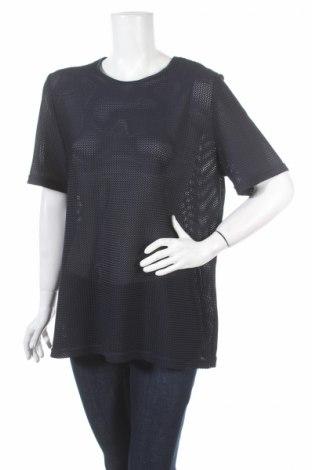 Дамска блуза Laura Lebek, Размер XL, Цвят Син, Полиестер, Цена 6,50лв.