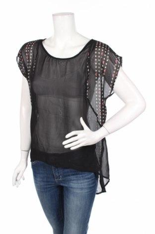 Γυναικεία μπλούζα Lush, Μέγεθος M, Χρώμα Μαύρο, Τιμή 3,53€