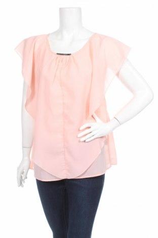 Дамска блуза Urban By Venca, Размер M, Цвят Розов, 100% полиестер, Цена 6,25лв.