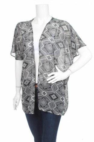 Дамска жилетка New Look, Размер S, Цвят Черен, Цена 6,44лв.