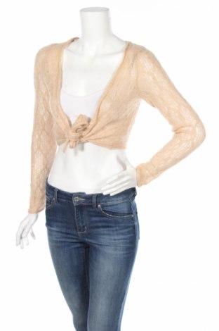 Γυναικεία ζακέτα Promod, Μέγεθος M, Χρώμα  Μπέζ, Τιμή 18,76€