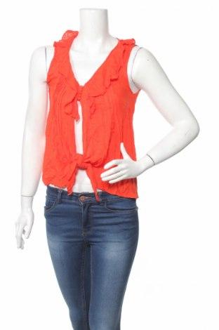Γυναικείο πουκάμισο, Μέγεθος M, Χρώμα Πορτοκαλί, 100% βαμβάκι, Τιμή 3,88€