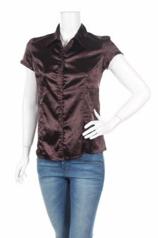 Γυναικείο πουκάμισο Ann Christine, Μέγεθος M, Χρώμα Καφέ, Τιμή 2,97€