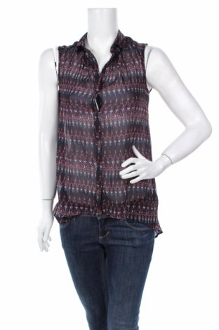 Дамска риза H&M, Размер S, Цвят Многоцветен, Полиестер, Цена 3,75лв.